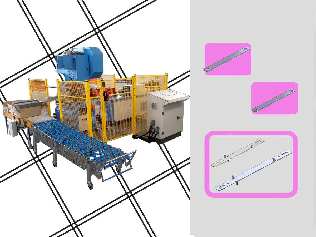 MACHINE FOR BUILDING SPACERS MACCHINA PER PRODURRE DISTANZIATORI PRODUCING SPACERS MAQUINE AUTOMATIQUE POUR espaceurs de construction macchina per distanziatori